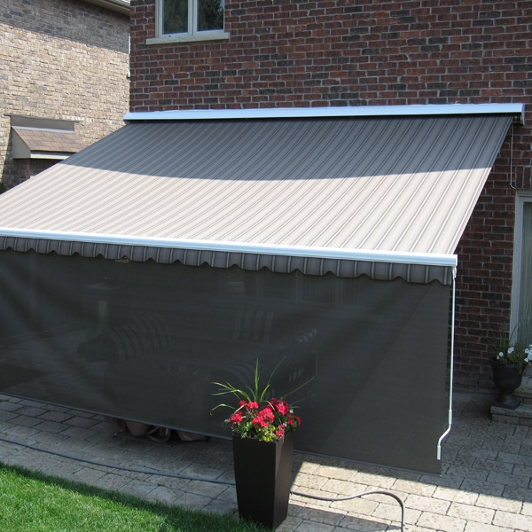 Accessories Rolltec 174 Retractable Awnings Toronto