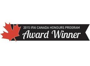 2015 IFAI CANADA HONOURS AWARD