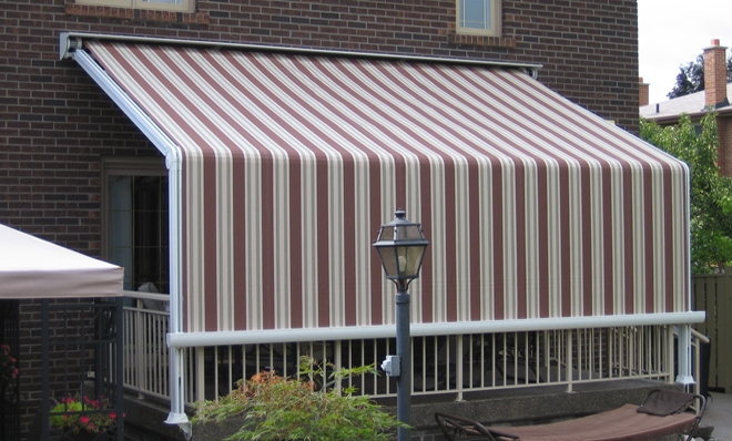 Pergola Awning Retractable