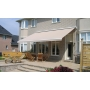 Black And Grey Retractable Awning Rolltec 174 Retractable