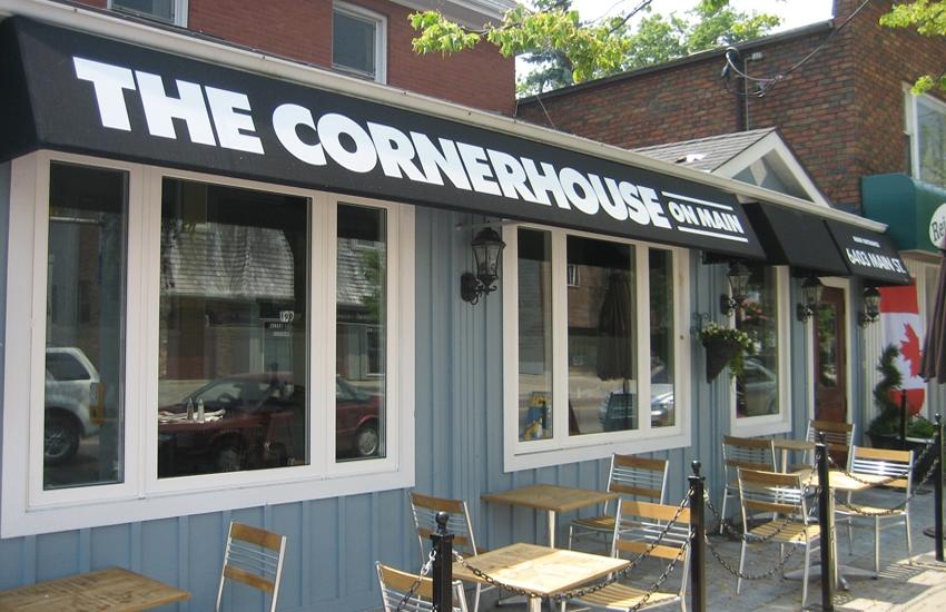 The Cornerhouse on Main