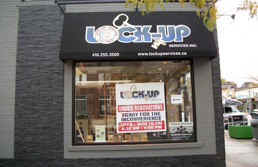 Lockup Services