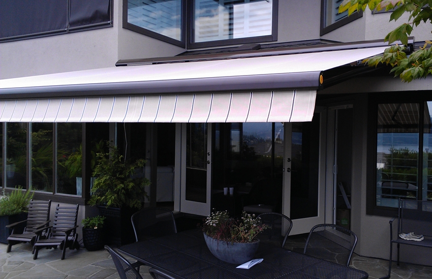 sports shoes 9ce62 a271c Adalia x3m black frame | Rolltec® Retractable Awnings ...