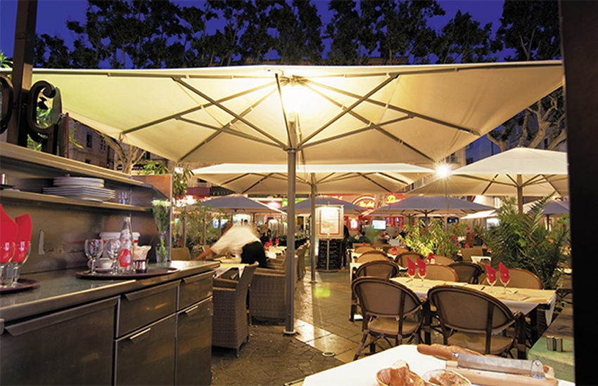 Palazzo Noblesse Rolltec 174 Retractable Awnings Toronto